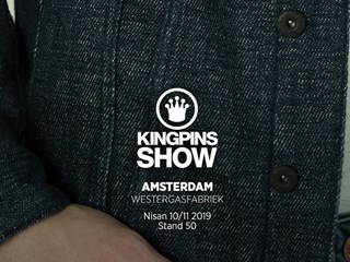 The Kingpins Show in Amsterdam on April 10-11