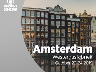 The Kingpins Show Amsterdam 23-24 October 2019